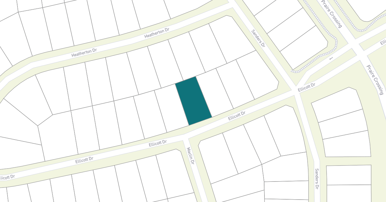 Build your dream home on this vacant lot and enjoy all that Light Farms has to offer. A 1,070 acre master-planned community with schools in the acclaimed Prosper Independent School District, Light Farms will change the way you think about communal living in suburbs everywhere.